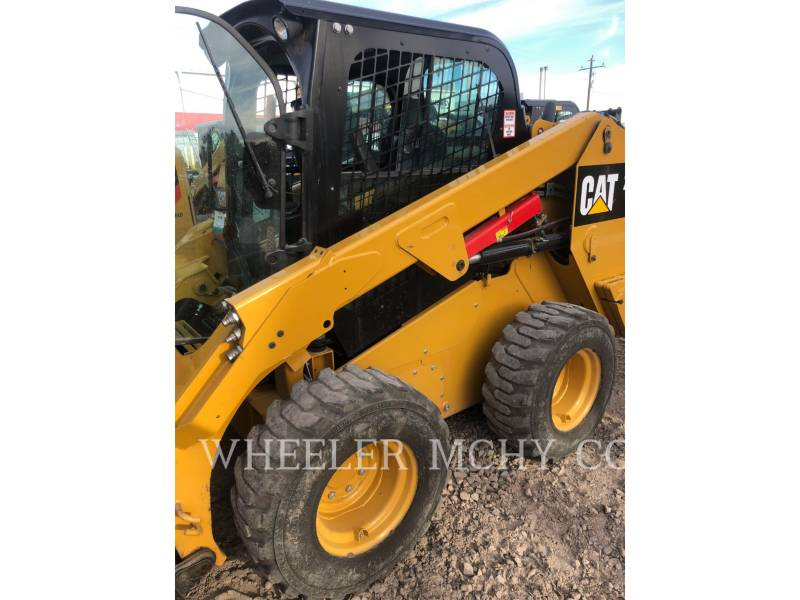 CATERPILLAR PALE COMPATTE SKID STEER 246D C3-H2 equipment  photo 6