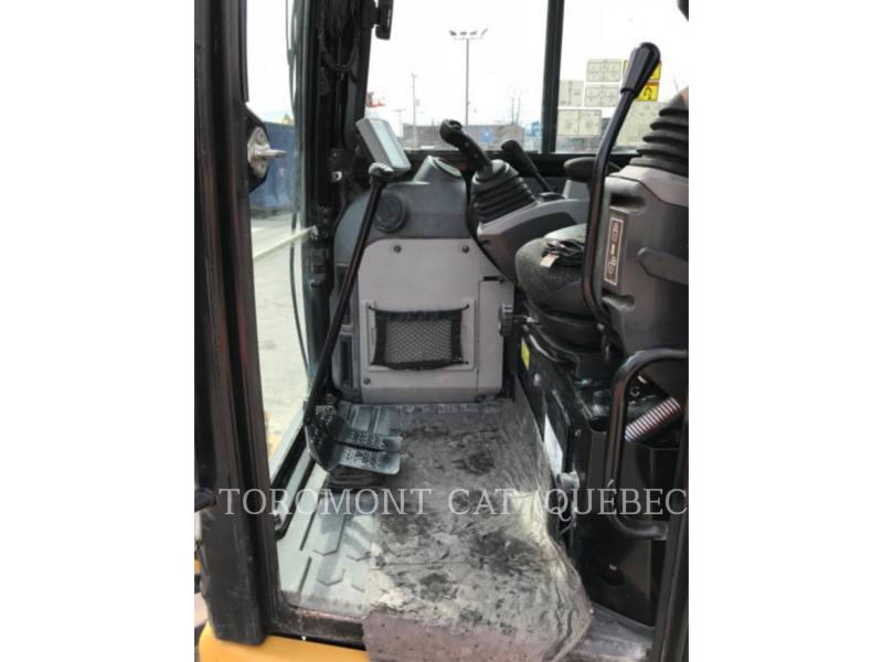 CATERPILLAR TRACK EXCAVATORS 303.5E2 CR equipment  photo 15