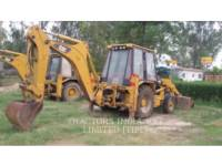 Equipment photo CATERPILLAR 424B BACKHOE LOADERS 1