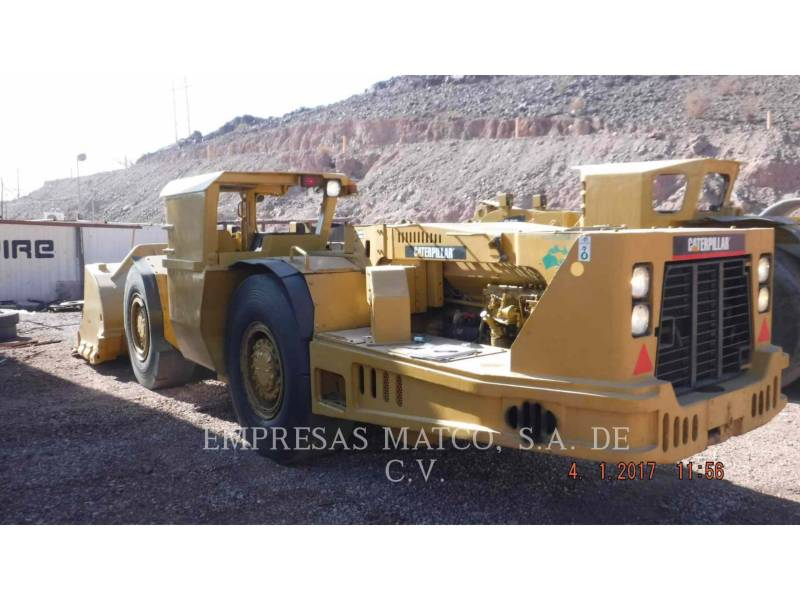 CATERPILLAR CARGADOR PARA MINERÍA SUBTERRÁNEA R1300G equipment  photo 4