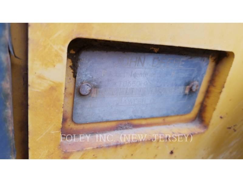 JOHN DEERE KETTENDOZER 650H equipment  photo 14