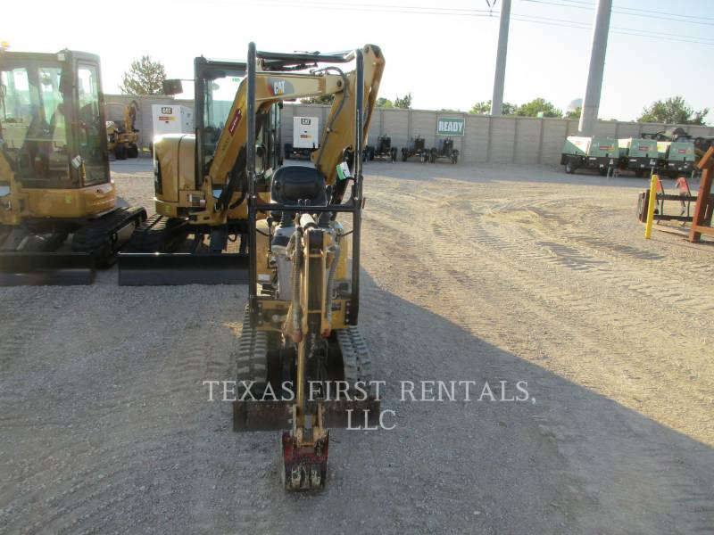 CATERPILLAR KETTEN-HYDRAULIKBAGGER 300.9D equipment  photo 1