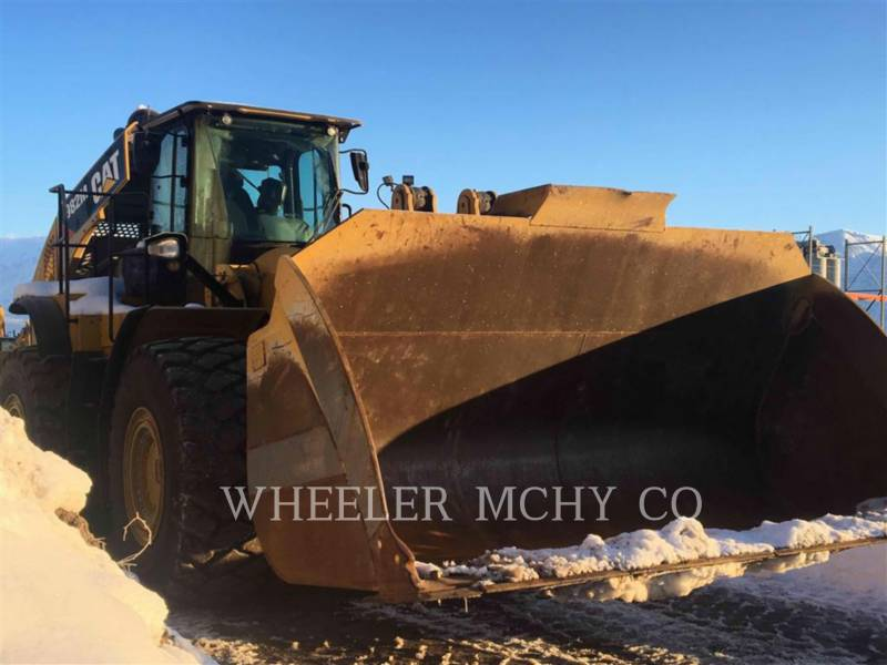 CATERPILLAR WHEEL LOADERS/INTEGRATED TOOLCARRIERS 982M AOC equipment  photo 2