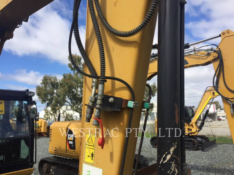 CATERPILLAR TRACK EXCAVATORS 308E2CRSB equipment  photo 18