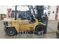 Equipment photo CATERPILLAR LIFT TRUCKS DPL40_MC PODNOŚNIKI WIDŁOWE 1