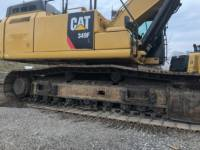 CATERPILLAR ESCAVATORI CINGOLATI 349FL equipment  photo 9