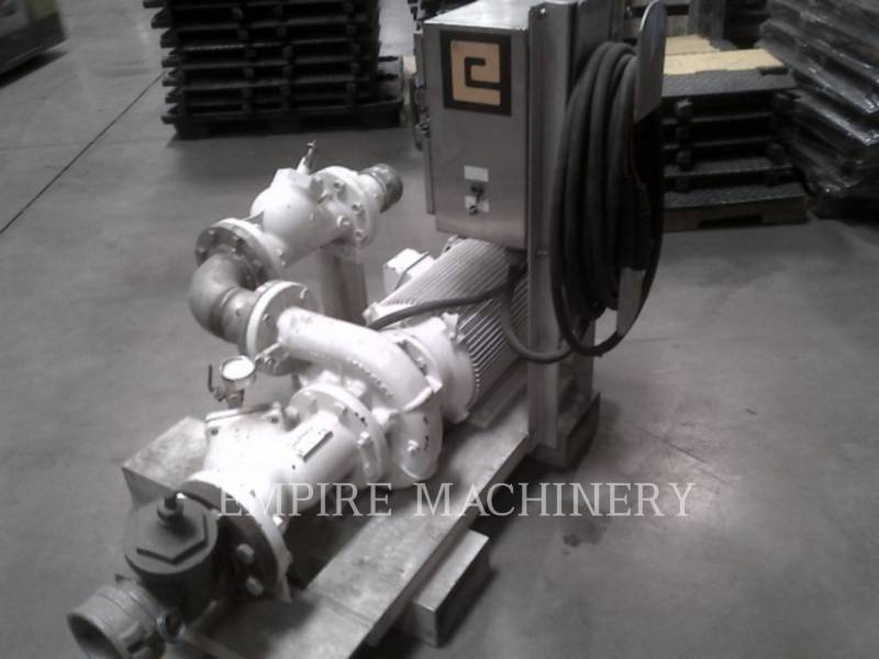 MISC - ENG DIVISION HVAC: HEATING, VENTILATION, AND AIR CONDITIONING (OBS) PUMP 25HP equipment  photo 1