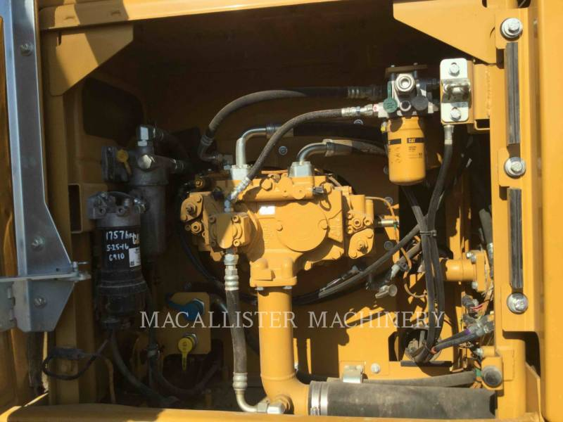 CATERPILLAR TRACK EXCAVATORS 320E equipment  photo 11