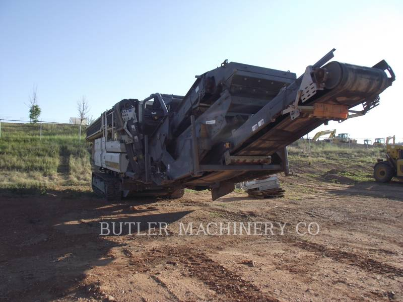 METSO TRITURADORAS LT1213S equipment  photo 2