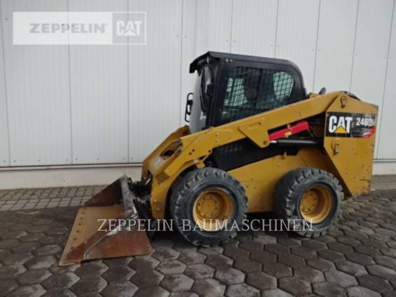 CATERPILLAR ŁADOWARKI ZE STEROWANIEM BURTOWYM 246D equipment  photo 5