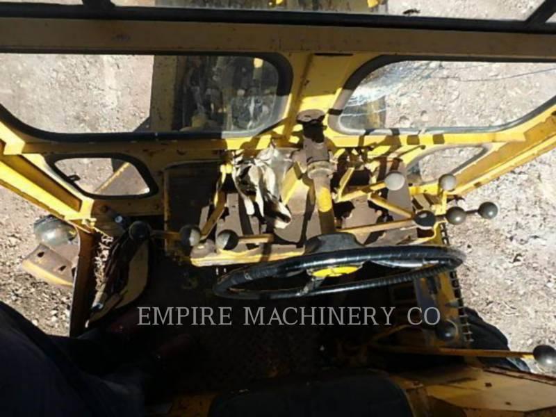 CATERPILLAR MOTOR GRADERS 14E equipment  photo 4