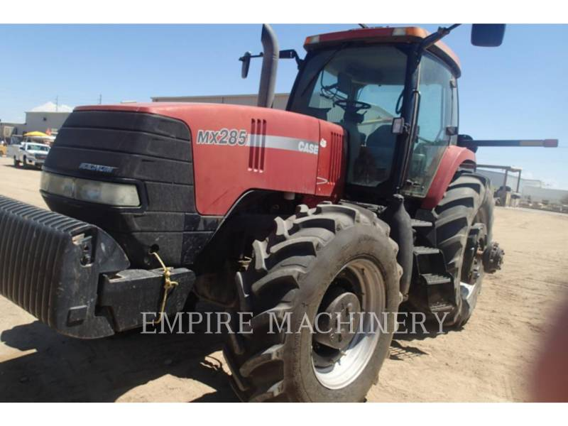 CASE OTROS MX285 equipment  photo 1