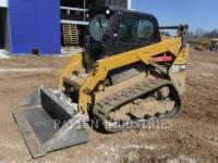 Equipment photo Caterpillar 259D 2AIH ÎNCĂRCĂTOARE PENTRU TEREN ACCIDENTAT 1