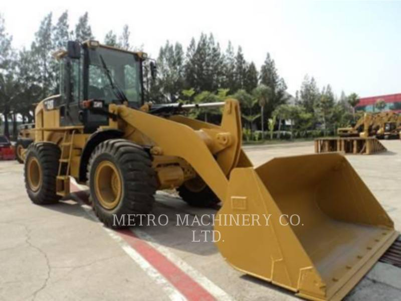 CATERPILLAR CARGADORES DE RUEDAS 924HZ equipment  photo 4