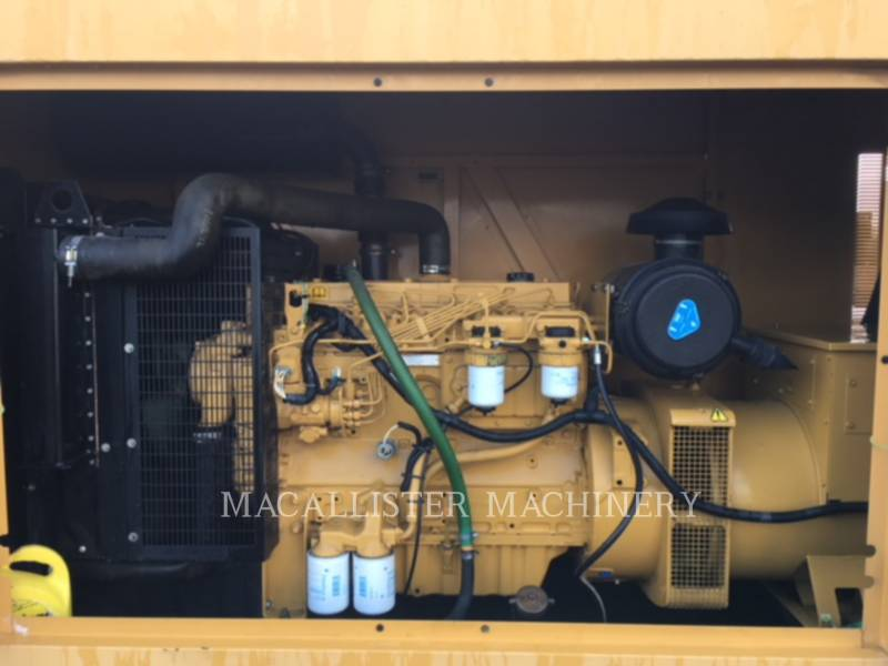 OLYMPIAN STATIONARY GENERATOR SETS D125P1 equipment  photo 2