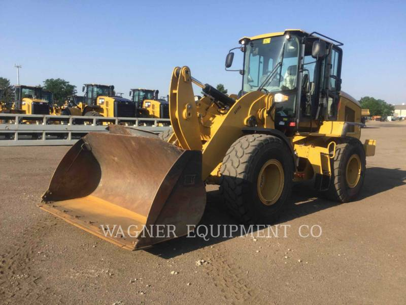 CATERPILLAR WHEEL LOADERS/INTEGRATED TOOLCARRIERS 924K FC equipment  photo 1