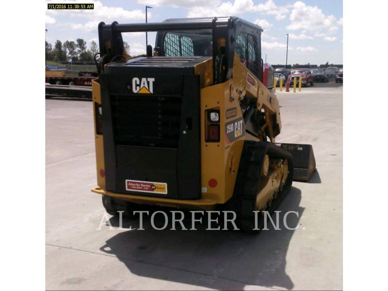 CATERPILLAR MULTI TERRAIN LOADERS 259D B equipment  photo 3