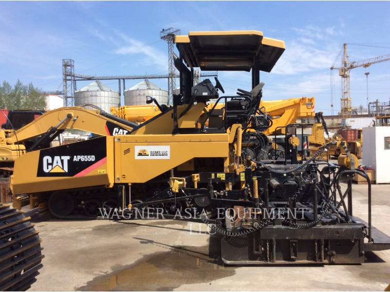 CATERPILLAR FINISSEURS AP-655D equipment  photo 8