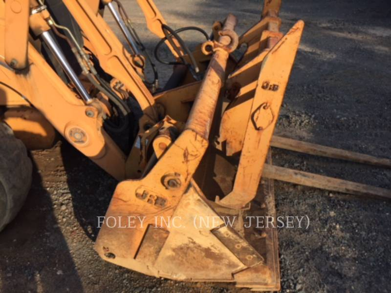 CASE BACKHOE LOADERS 590SM equipment  photo 5