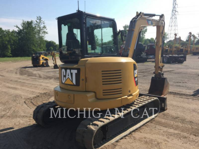 CATERPILLAR TRACK EXCAVATORS 305.5ECR AQ equipment  photo 4