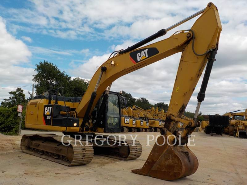 CATERPILLAR ESCAVADEIRAS 324E L equipment  photo 4