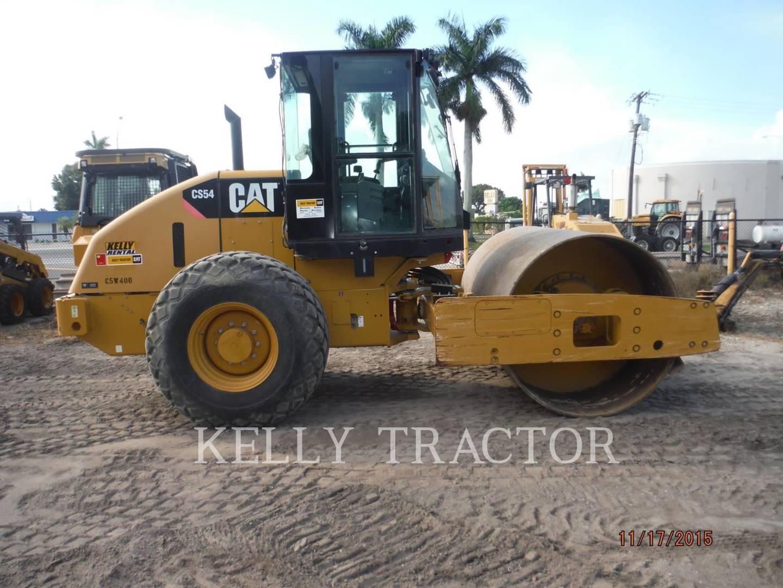 Detail photo of 2010 Caterpillar CS54 from Construction Equipment Guide