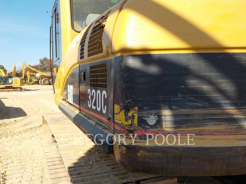 CATERPILLAR TRACK EXCAVATORS 320C L equipment  photo 9