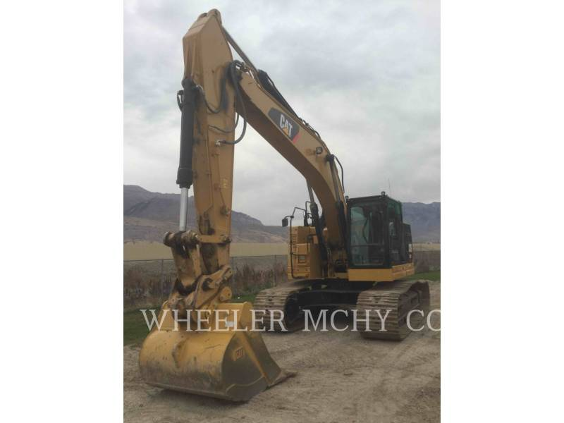 CATERPILLAR EXCAVADORAS DE CADENAS 335F CR CF equipment  photo 3