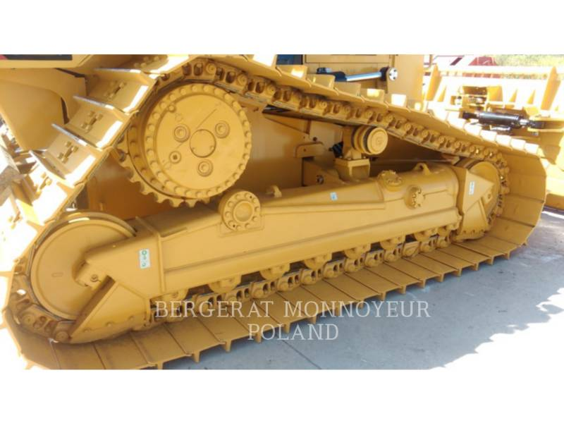 CATERPILLAR TRACK TYPE TRACTORS D6N LGP WASTE equipment  photo 5
