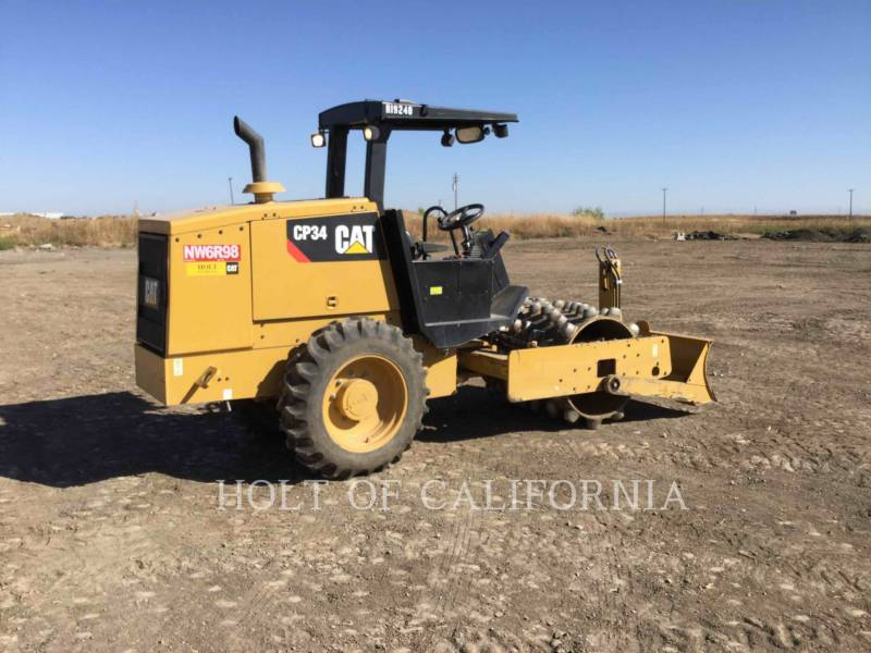 CATERPILLAR COMPACTORS CP34 equipment  photo 4