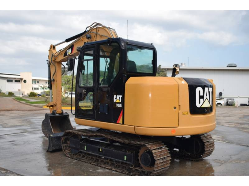 CATERPILLAR PELLES SUR CHAINES 307 E equipment  photo 3