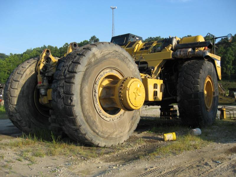 CATERPILLAR TOMBEREAUX RIGIDES POUR MINES 789C equipment  photo 9