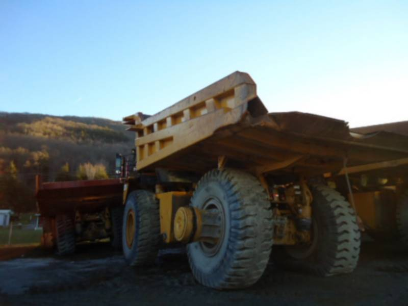 CATERPILLAR OFF HIGHWAY TRUCKS 789C equipment  photo 4