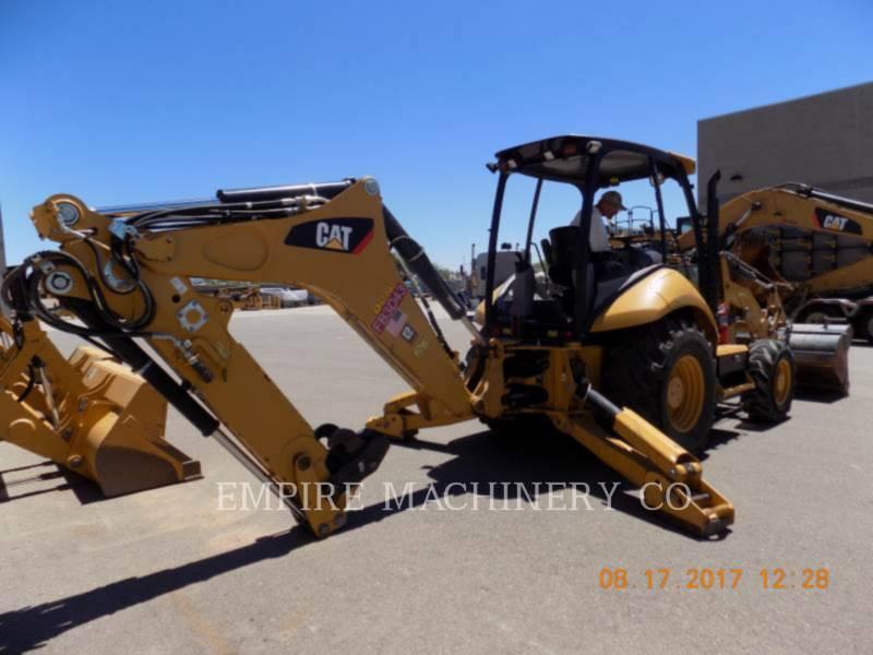 CATERPILLAR BACKHOE LOADERS 420F 4EOIP equipment  photo 2