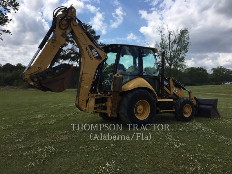 CATERPILLAR RETROEXCAVADORAS CARGADORAS 430F IT equipment  photo 4