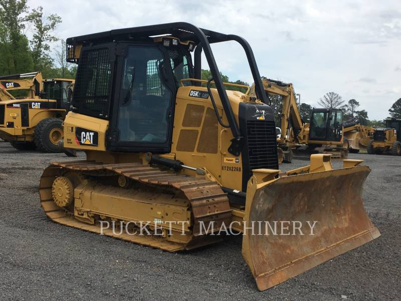 CATERPILLAR TRACTEURS SUR CHAINES D5K2 equipment  photo 6