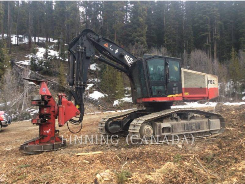 PRENTICE FORESTAL - TALADORES APILADORES 1390 equipment  photo 1