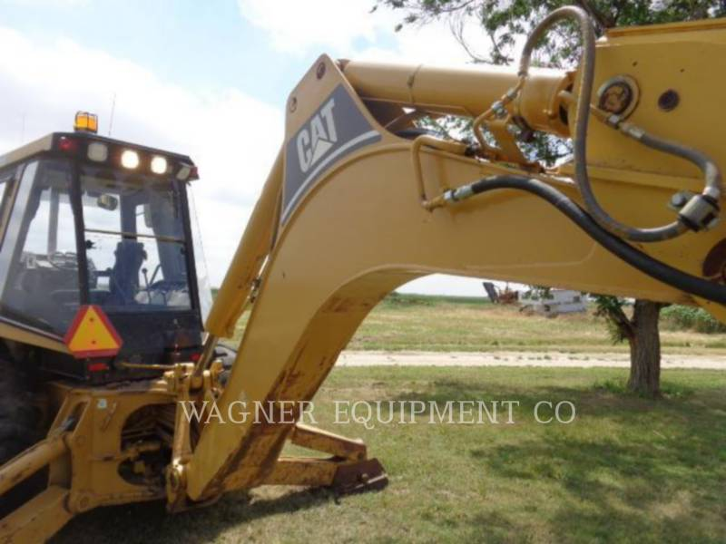 CATERPILLAR BACKHOE LOADERS 446B 4WDE equipment  photo 9