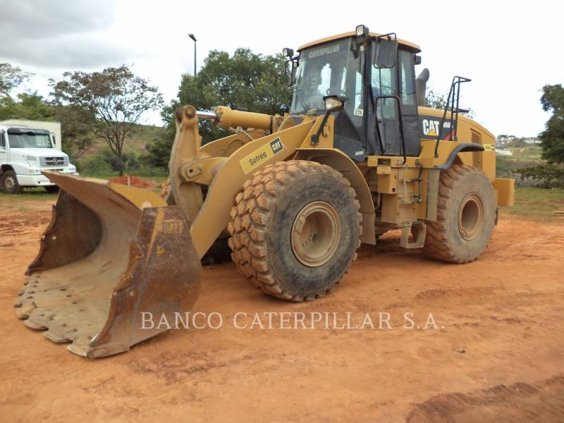 CATERPILLAR CARGADORES DE RUEDAS 966H equipment  photo 7