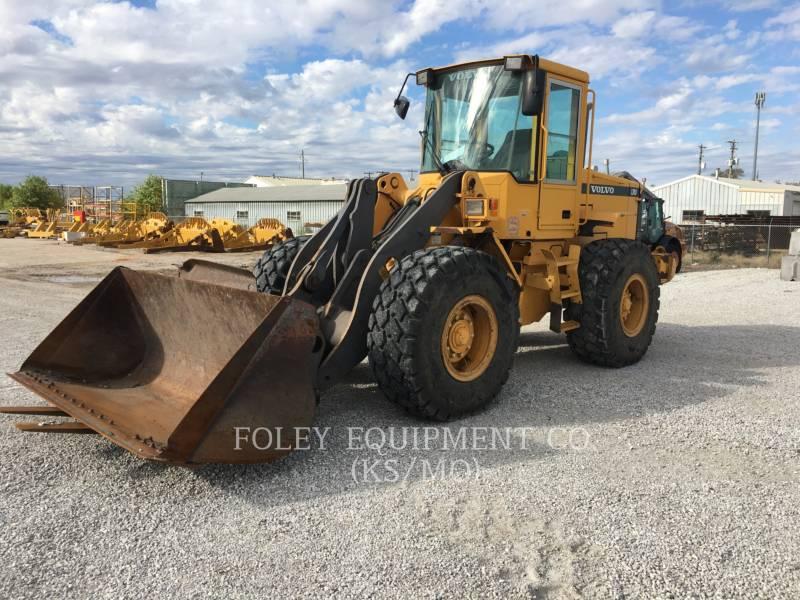 VOLVO CONSTRUCTION EQUIPMENT RADLADER/INDUSTRIE-RADLADER L70D equipment  photo 1