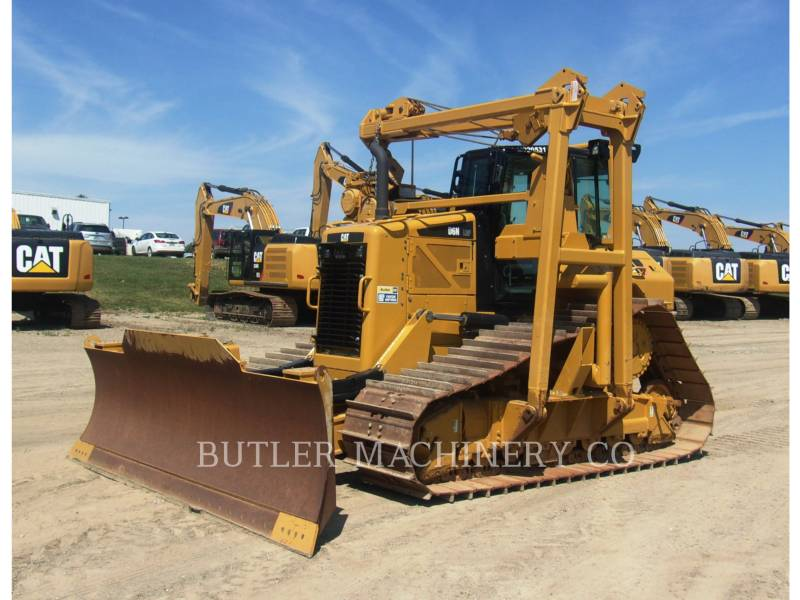 CATERPILLAR TRACTEURS POSE-CANALISATIONS D6N LGPCMB equipment  photo 1