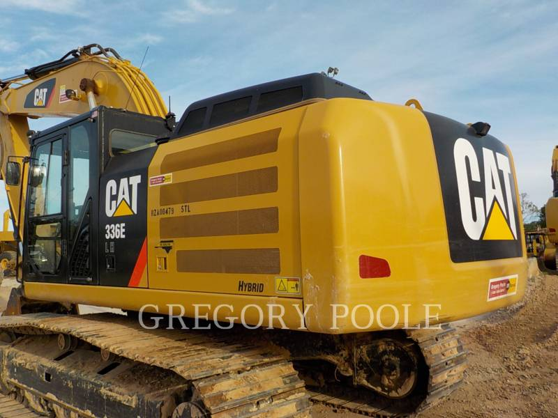 CATERPILLAR トラック油圧ショベル 336E H equipment  photo 8