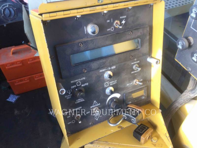 CATERPILLAR STABILISIERER/RECYCLER RM-350B equipment  photo 13