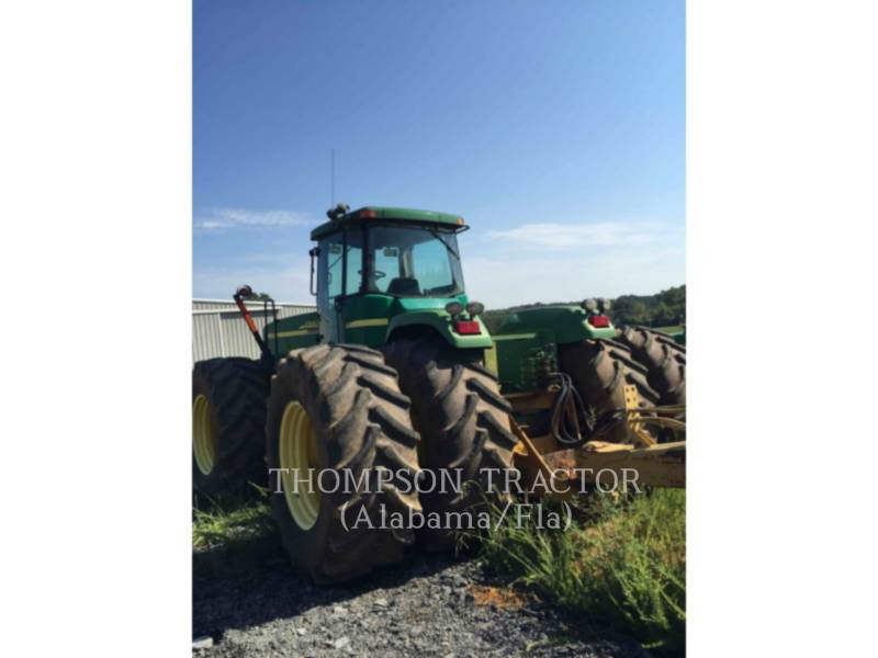 JOHN DEERE TRACTORES AGRÍCOLAS 9520 equipment  photo 8
