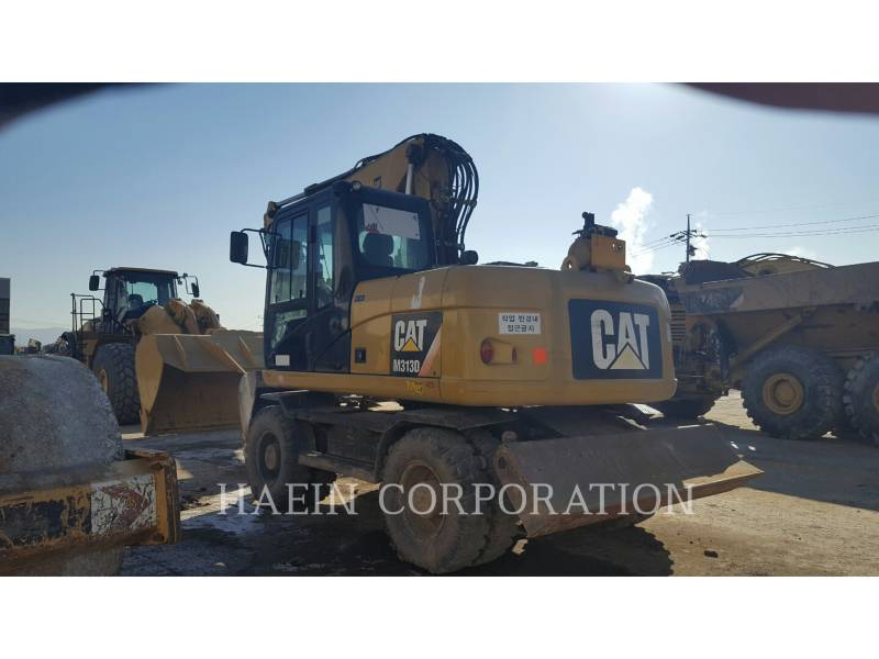 CATERPILLAR KOPARKI KOŁOWE M313D equipment  photo 9