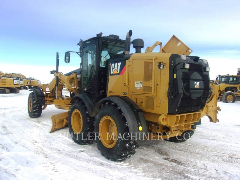 Caterpillar AUTOGREDERE 140M2AWD equipment  photo 3