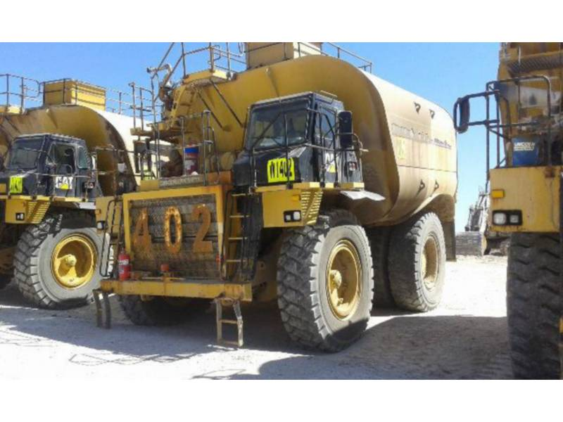 Caterpillar CAMION MINIER PENTRU TEREN DIFICIL 777DLRC equipment  photo 1