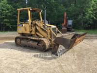 Equipment photo CATERPILLAR 939C TRACK LOADERS 1