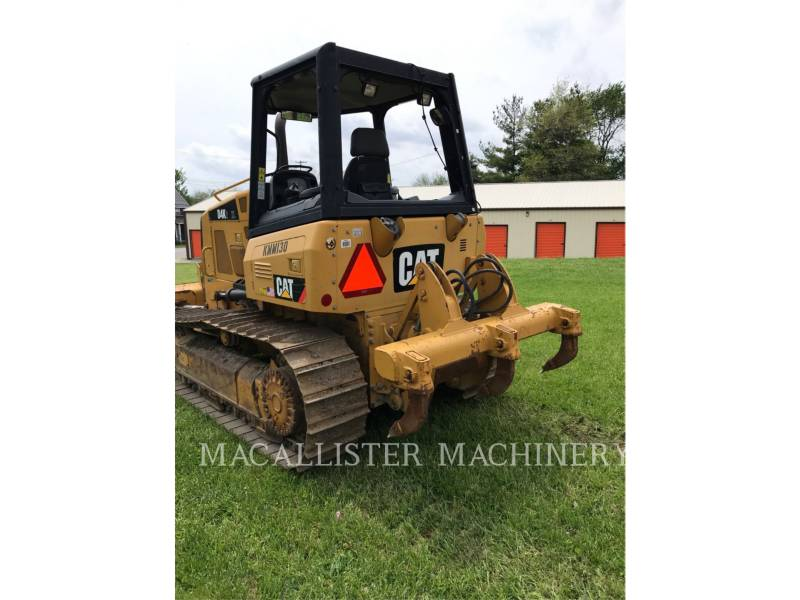 CATERPILLAR KETTENDOZER D4K2XL equipment  photo 4