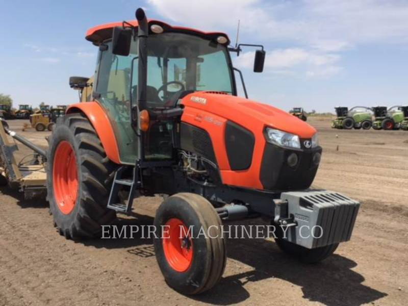 KUBOTA TRACTOR CORPORATION OUTRO M5091F equipment  photo 8